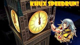 Kingdom Hearts Union Cross Speedrun