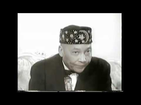An Interview with The Honorable Elijah Muhammad & Saviour's Day 1973