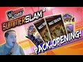 SUMMERSLAM 18 (SS 18) PACK OPENING!! AWESOME PACKS! | WWE SuperCard