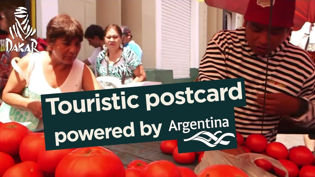 Stage 8 - Touristic postcard; powered by Argentina