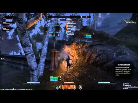 The Elder Scrolls Online Guide - Level 50 In 7 Days