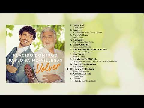 Plácido Domingo/Pablo Sainz-Villegas – Volver // Album Preview