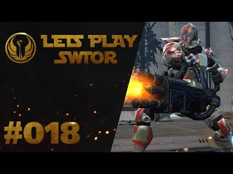 Let's Play SWTOR Soldat #018 Das Chaostrupp Penthouse [German/HD/PC]