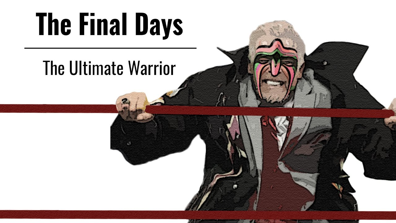 """Download """"Behind The Titantron"""" - The Final Days Of The Ultimate Warrior - The Final Bell"""