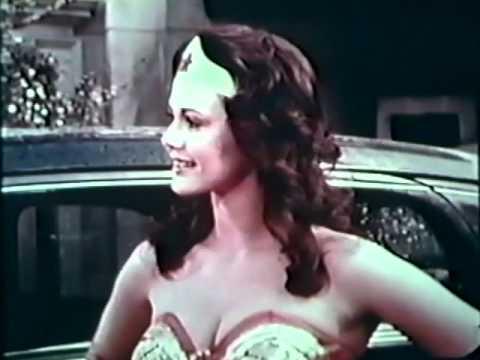 CBS promo Wonder Woman 1977