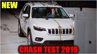 Новый Краш Тест Автомобилей 2019
