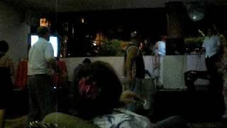 Dúo de Luises en el karaoke, Pachanga de Vilma Palma e Vampiros