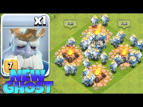 NEW ROYALE GHOST TROOP!!