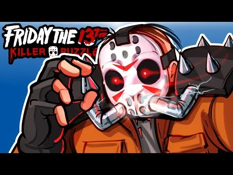 Friday the 13th Killer Puzzle - MAD MAX JASON GOES TO SPACE! Ep. 4