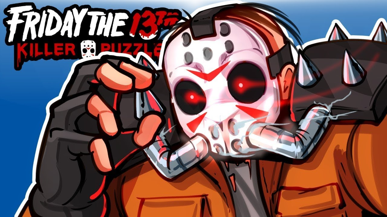 Friday The 13th Killer Puzzle Mad Max Jason Goes To Space Ep 4