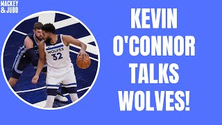 Minnesota Timberwolves season preview with Kevin O'Connor from The Ringer