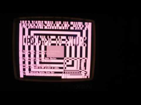 Osborne OCC4 Vixen Computer