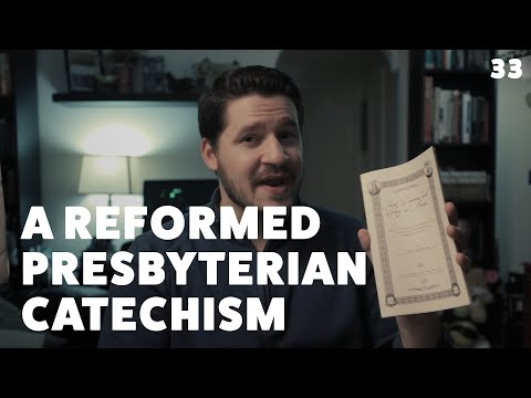 Why Presbyterians Shouldn't Vote & a Reformed Presbyterian Catechism