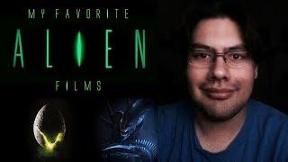 My Favorite Alien Films (All 6 Films Ranked)