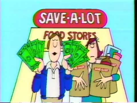 Save A Lot Commercial 1993