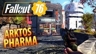Fallout 76 #05 | Arktos Pharma | Gameplay German Deutsch thumbnail