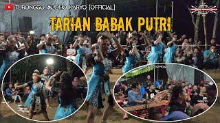 Download Tarian Babak Putri Full Amazing
