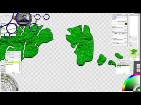 Word Building, Map making,Maker's Interim Live Stream