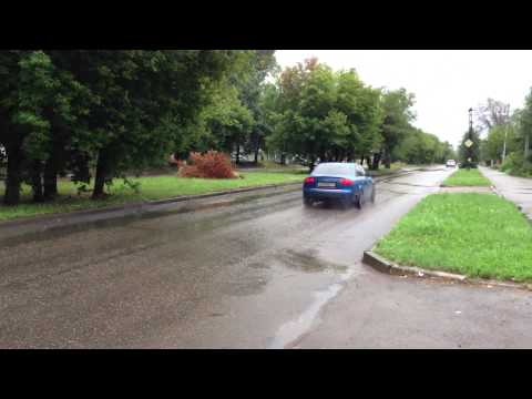 Audi A4 B7 DTM  exhaust sound test pipe 034Motorsport