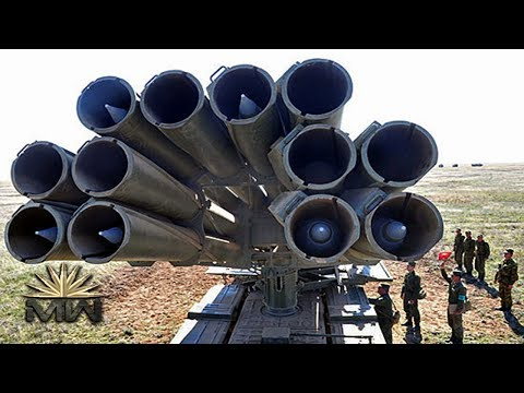 BM-30 Smerch ⚔️ Russian Multiple Rocket Launcher [Review]