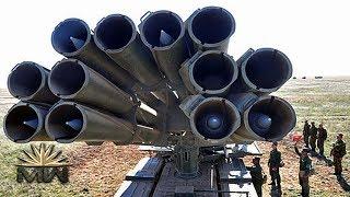 БМ-30 Смерч ⚔️ російські РСЗВ [коментар]