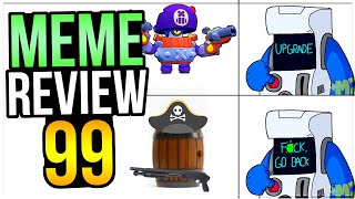 FREE HOLIDAY GIFT CONFIRMED!? Brawl Stars Meme Review #99