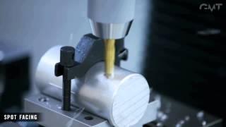 Nghệ thuật Khoan - Taro và Doa trên máy CNC - Drilling, Tapping, and Boring