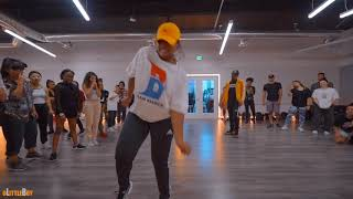 "Deshawn Da Prince ""Henny & Gin"" choreography 11:11"