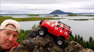 Arctic Truck 4x4 Self Drive tour of Iceland