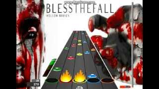 Guitar Flash Hollow Bodies - Blessthefall 100% Expert 55,771