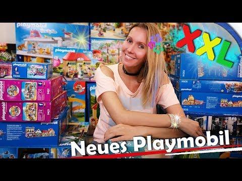 xxl-playmobil-bestellung-💥😲-playmobil-neuheiten-2019-🤑-unboxing-deutsch