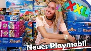 XXL Playmobil Bestellung 💥😲 Playmobil Neuheiten 2019 🤑 Unboxing deutsch