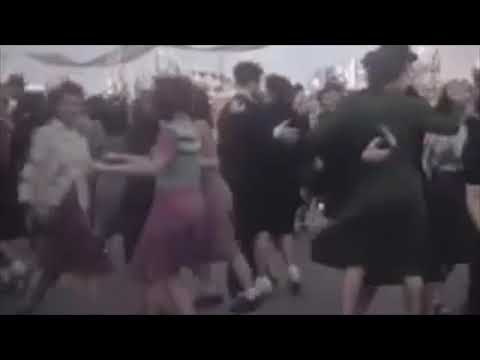 1939 New York Worlds Fair - All Female Lindy Hop