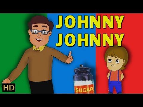 Johny Johny Yes Papa (ಜಾನಿ ಜಾನಿ ಹೌದು ಪಾಪಾ) | Kannada Rhymes Collection | Shemaroo Kids Kannada