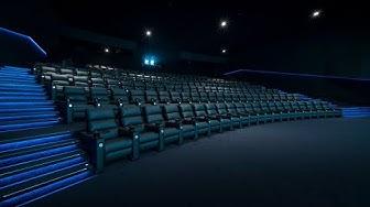La 1ère salle Dolby Cinema de Paris au Pathé Beaugrenelle