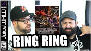 HE WAS TOLD IT GETS BETTER WITH TIME!! Juice WRLD - Ring Ring feat. Clever *REACTION!!