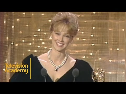 Shelley Long Wins Outstanding Lead Actress in a Comedy Series for CHEERS  Emmys Archive 1983
