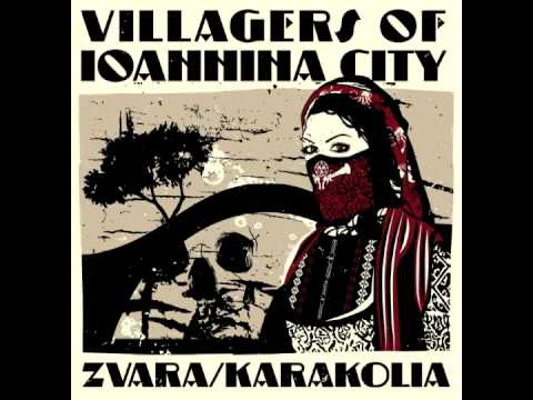 Villagers of Ioannina City - Zvara