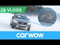 Volvo V90 Cross Country review - sliding about on ice | Mat Vlogs