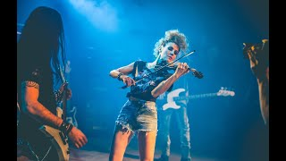 We Will Rock You (Queen) - Electric Violin Cover - Luvienne