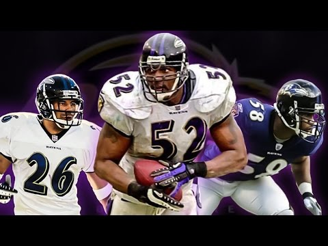 Top 3 All-Time NFL Defenses - #2 The 2000 Ravens