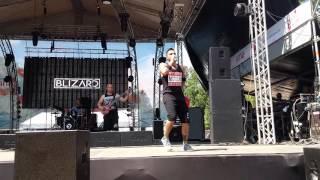Blizard - Emlékszem Sopronban, VOLT fesztivál 2016