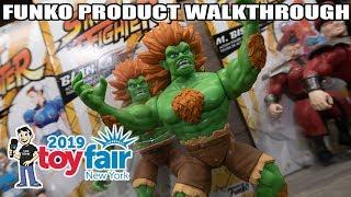 Funko Product Walkthrough at New York Toy Fair 2019
