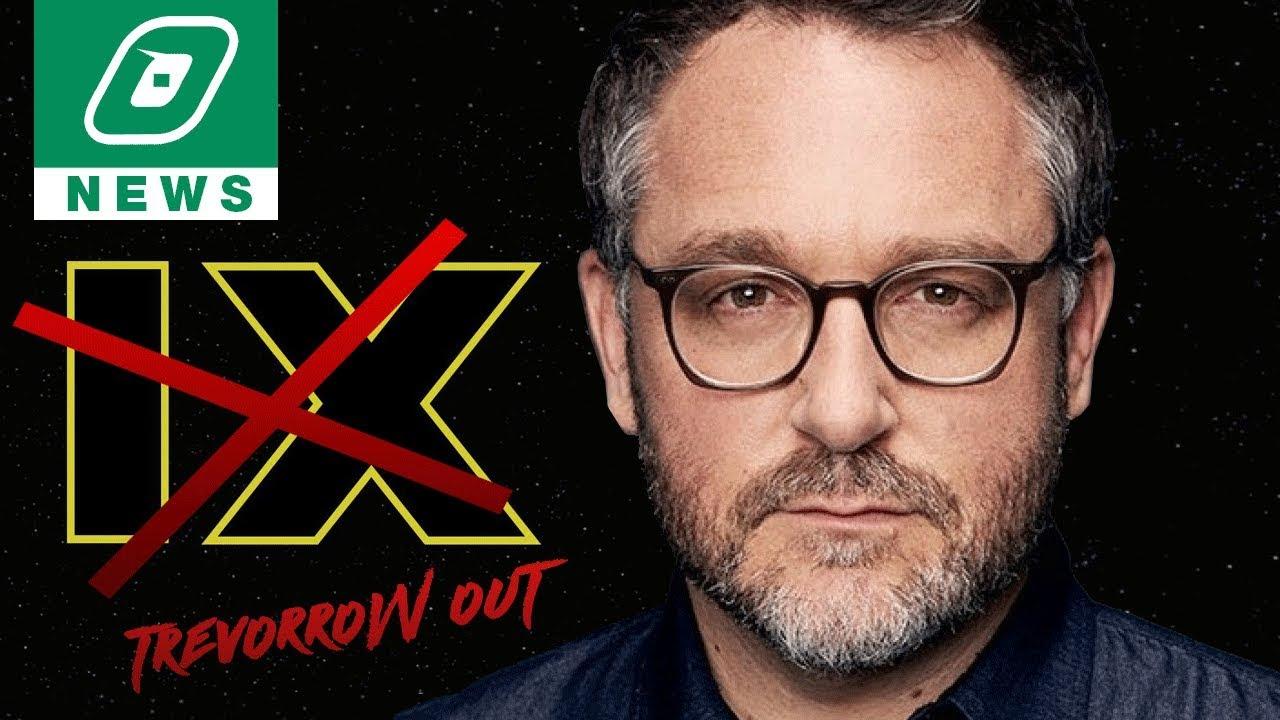 Download Trevorrow No Longer Directing Star Wars: Episode 9   SYLO News