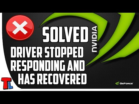 Display driver crash Solved! | Driver Stopped responding and has recovered | GTX 780M | Black screen