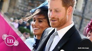 Es ist offiziell: Herzogin Meghan ist schwanger!