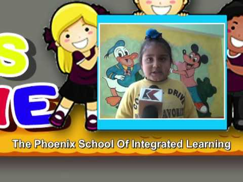 KIDS ZONE_The Phoenix School Of Integrated Learning