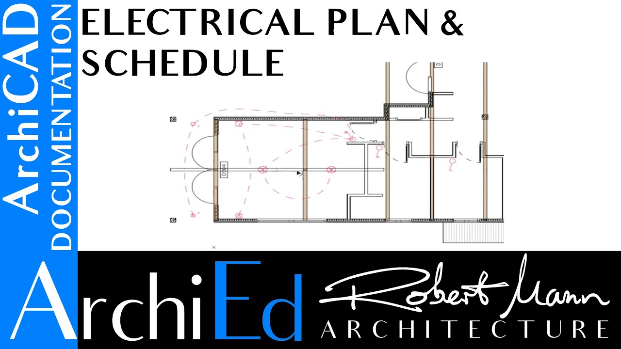 electrical plan in archicad electrical plan in the philippines