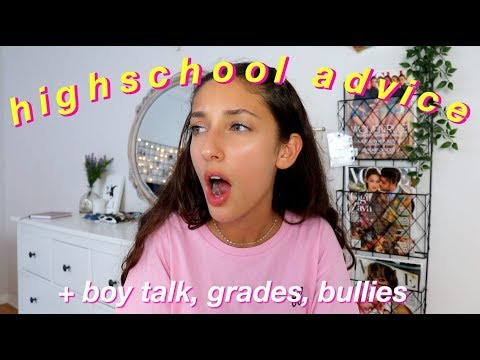 GOING TO HIGHSCHOOL IN BEVERLY HILLS??? +boy talk, grades, bullies
