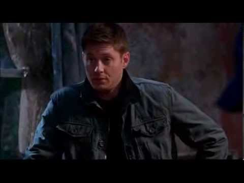 Supernatural 7x09 - Funny Stoned Dean Scene - YouTube